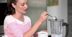 Le smoothie, l'astuce bien être et détox de Miranda Kerr